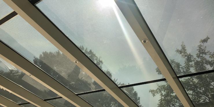Transparante zonnepanelen